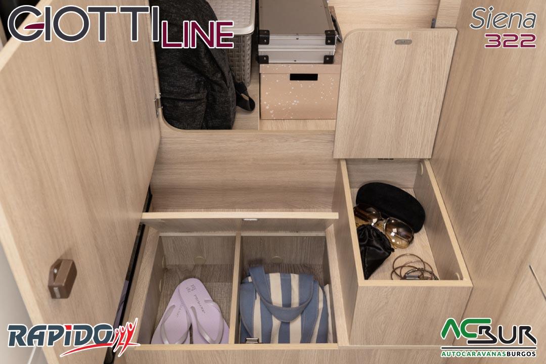 GiottiLine Siena 322 2022 almacenaje