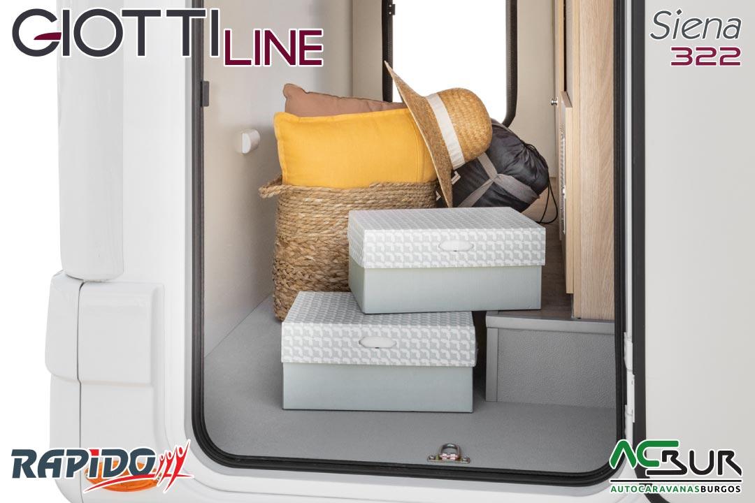 GiottiLine Siena 322 2022 garaje