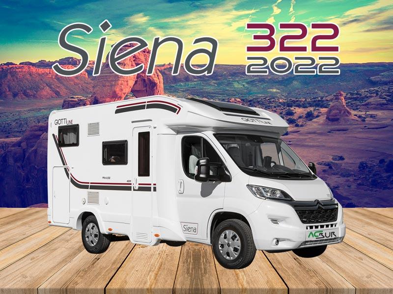 GiottiLine Siena 322 2022 portada