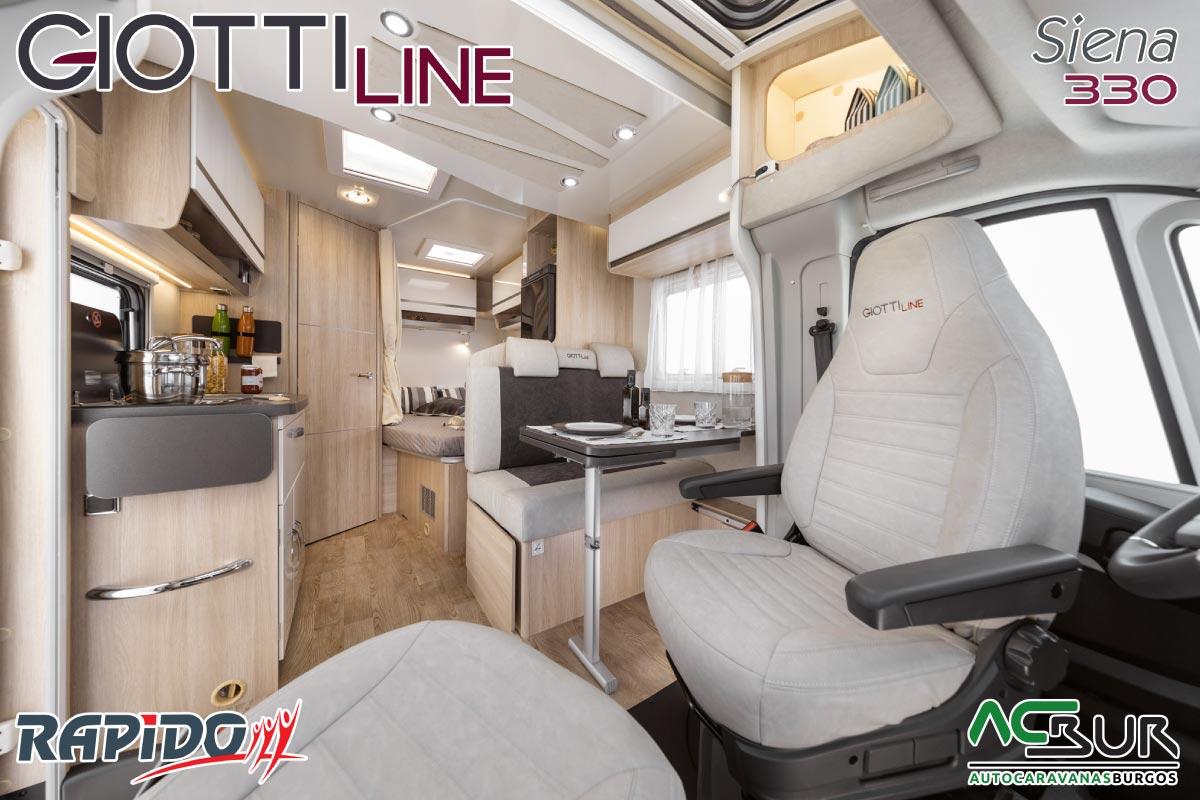 GiottiLine Siena 330 2022 salón