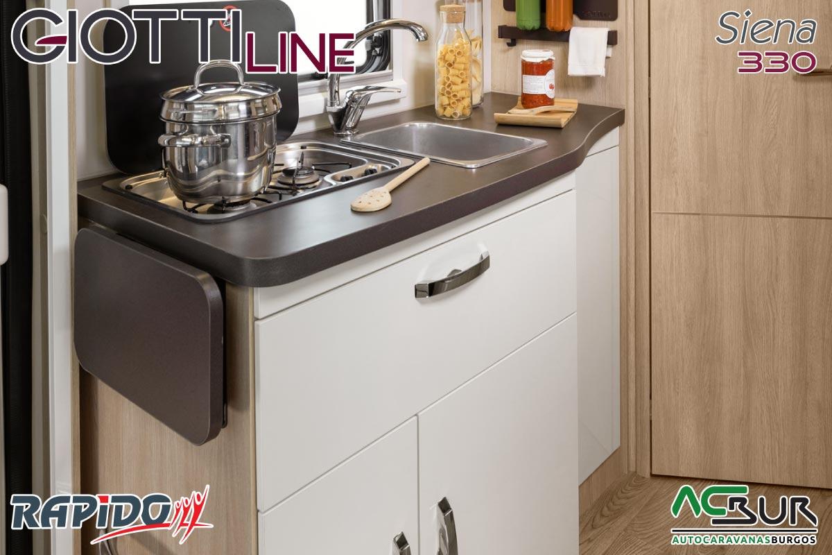 GiottiLine Siena 330 2022 armarios cocina