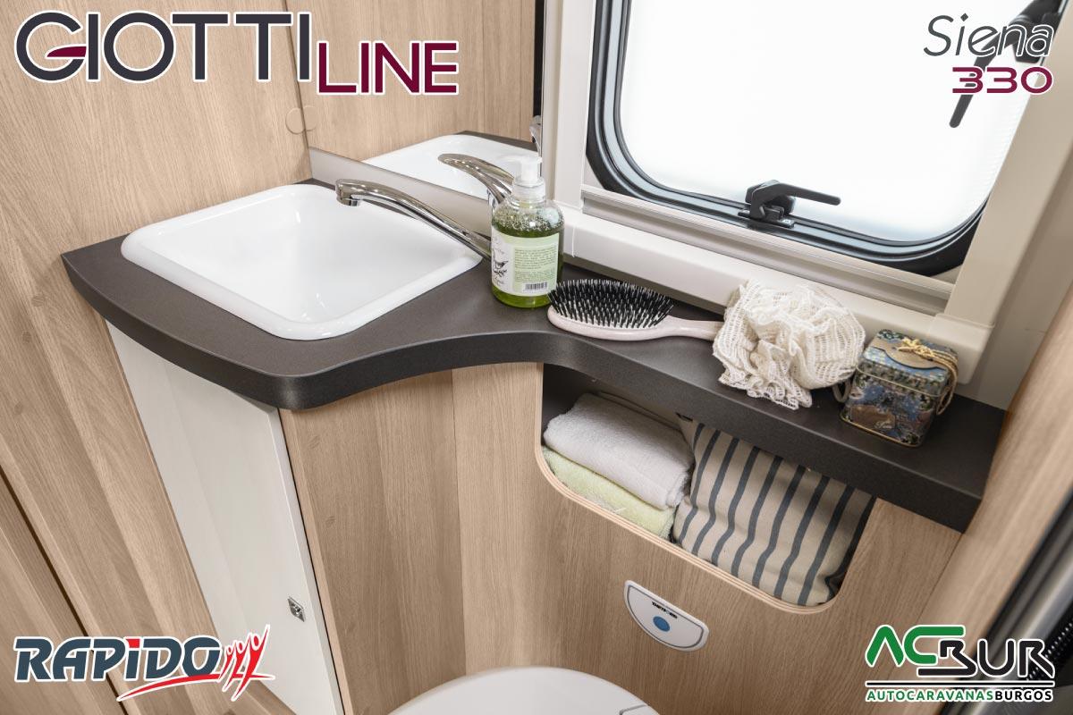 GiottiLine Siena 330 2022 baño 2