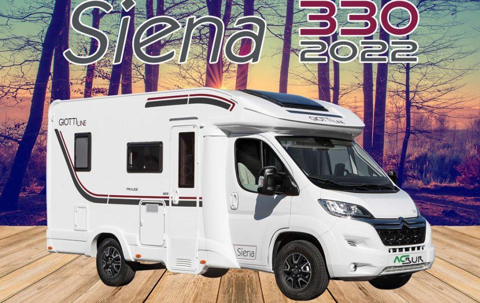 GiottiLine Siena 330 2022 portada