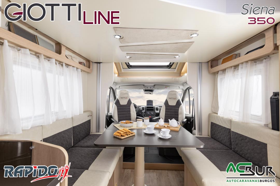GiottiLine Siena 350 2022 salón