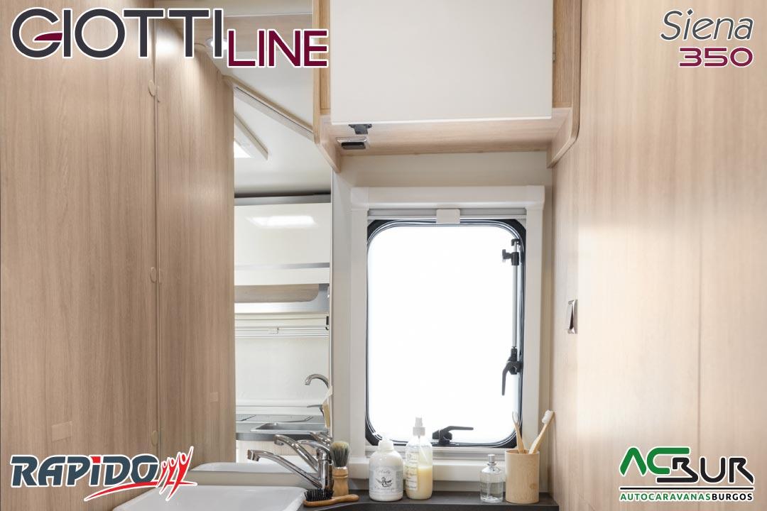 GiottiLine Siena 350 2022 baño 2