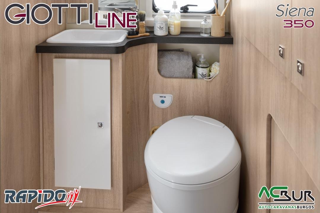 GiottiLine Siena 350 2022 inodoro