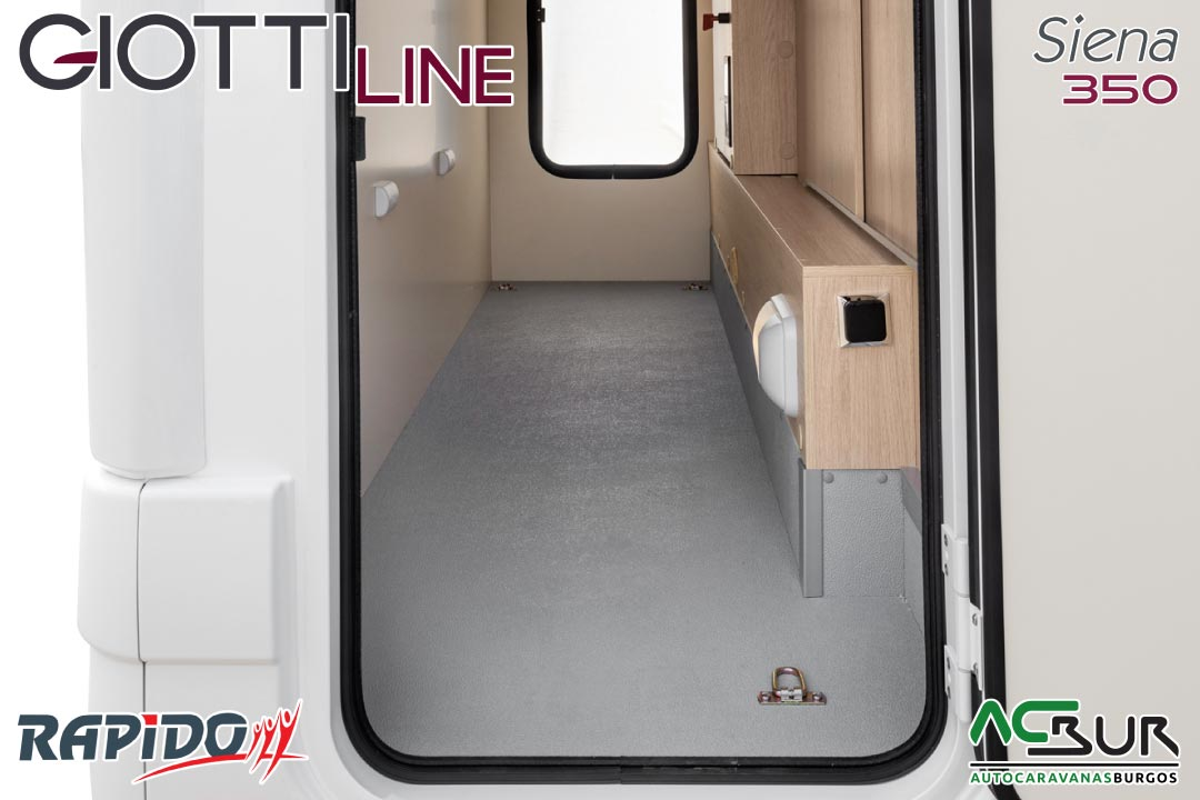 GiottiLine Siena 350 2022 garaje
