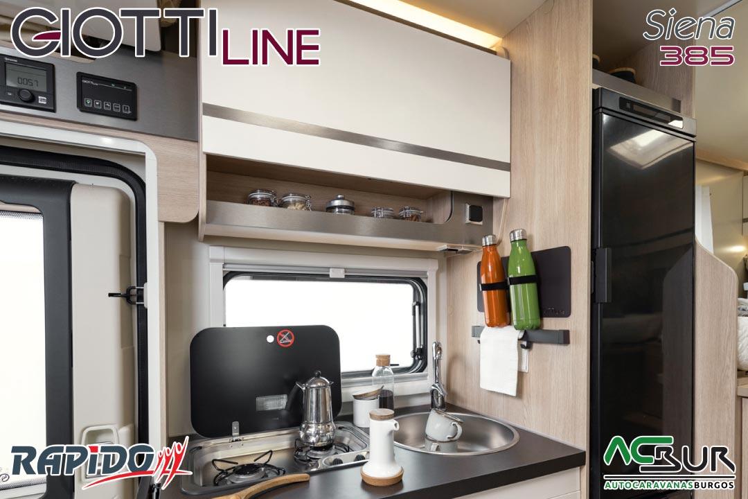 GiottiLine Siena 385 2022 cocina