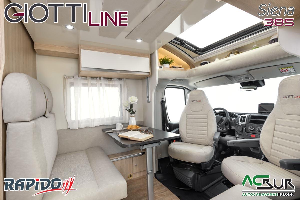 GiottiLine Siena 385 2022 salón