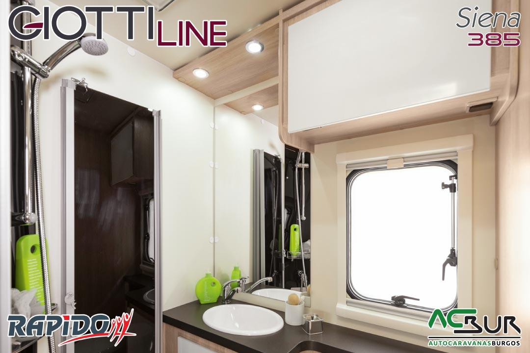 GiottiLine Siena 385 2022 baño 2