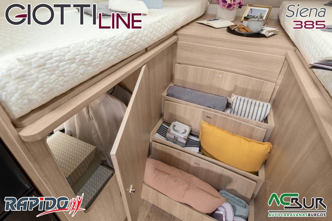 GiottiLine Siena 385 2022 almacenaje