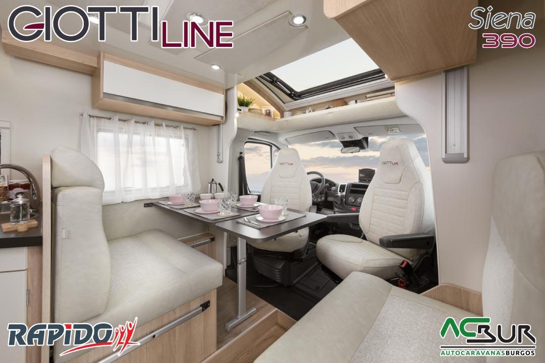 GiottiLine Siena 390 2022 salón