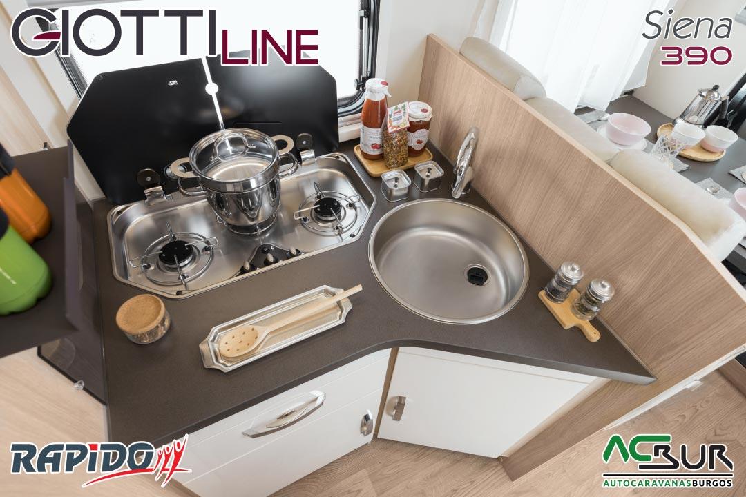 GiottiLine Siena 390 2022 encimera