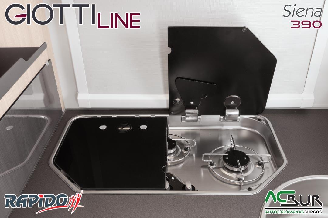 GiottiLine Siena 390 2022 fogones