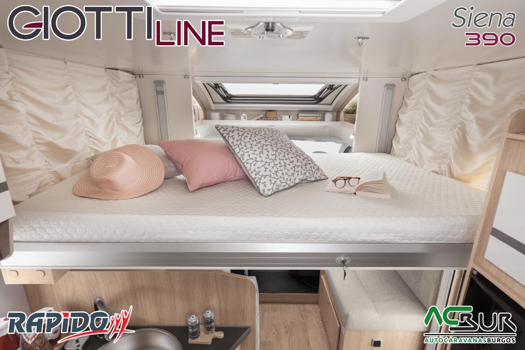 GiottiLine Siena 390 2022 cama basculante