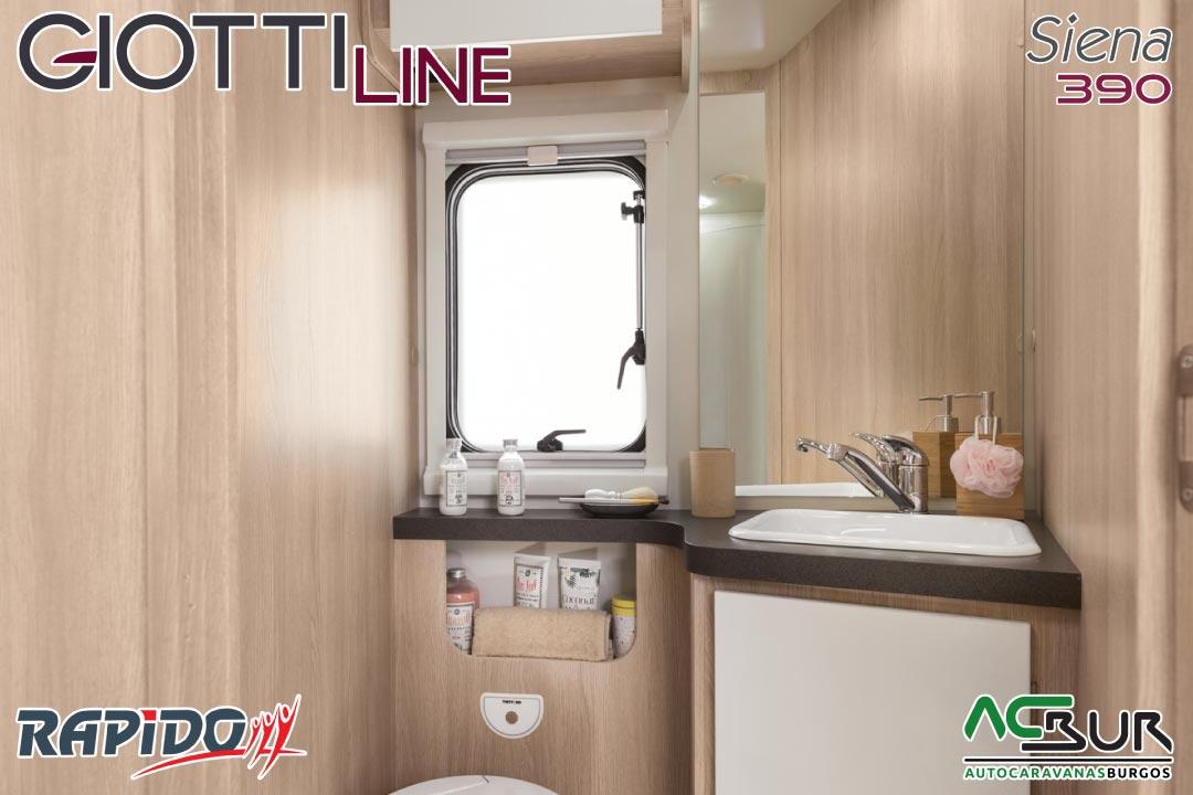 GiottiLine Siena 390 2022 baño