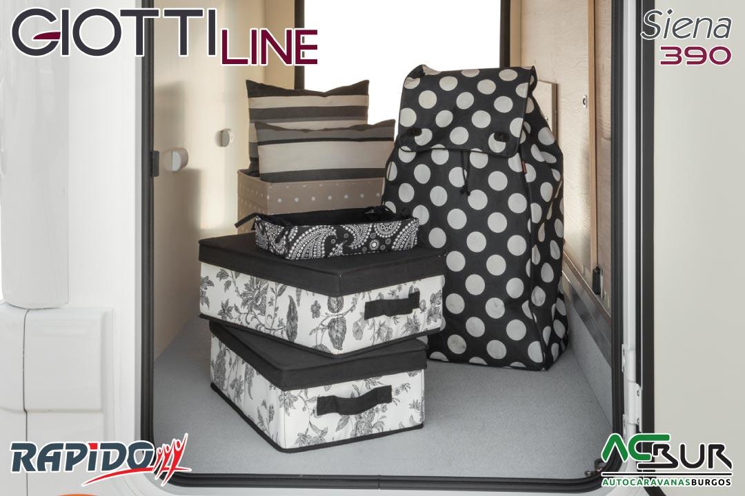 GiottiLine Siena 390 2022 garaje