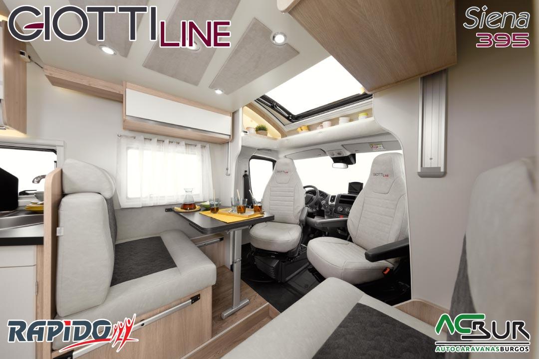 GiottiLine Siena 395 2022 salón