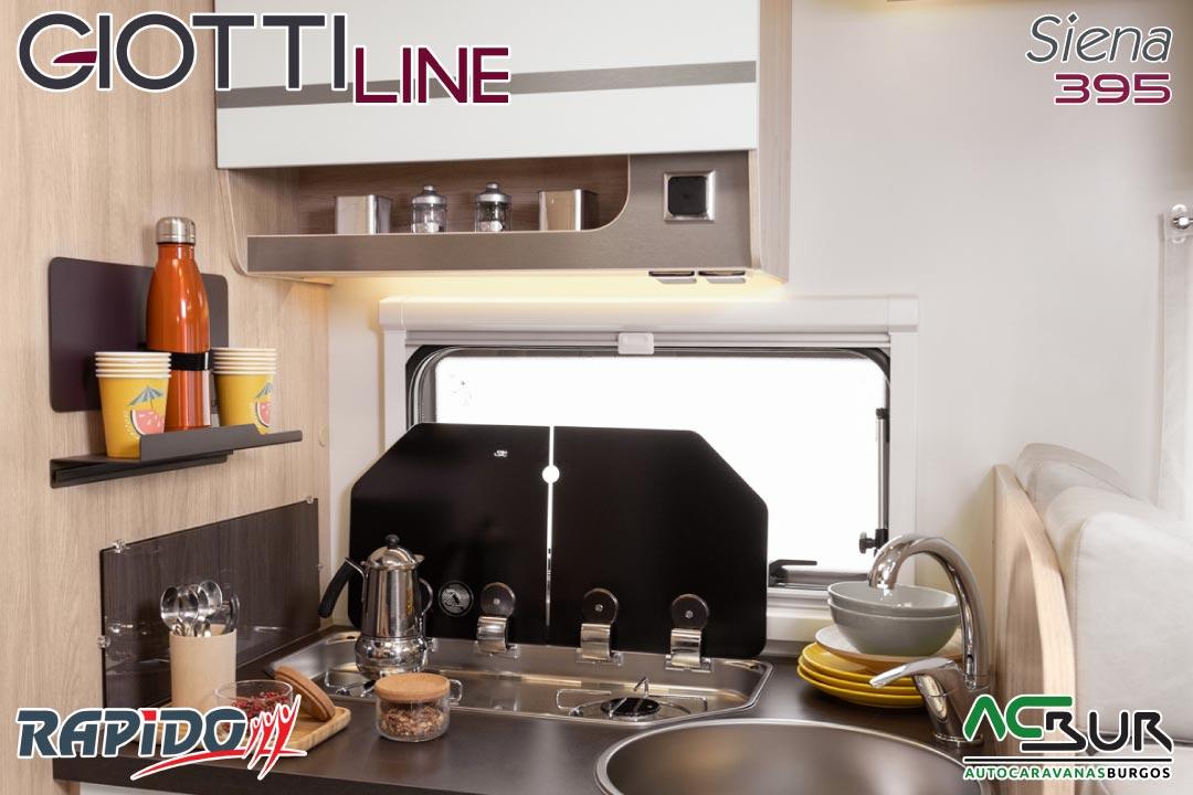 GiottiLine Siena 395 2022 cocina