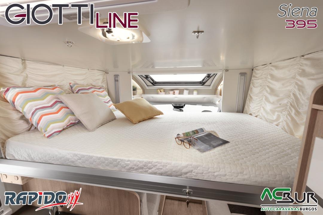 GiottiLine Siena 395 2022 cama basculante