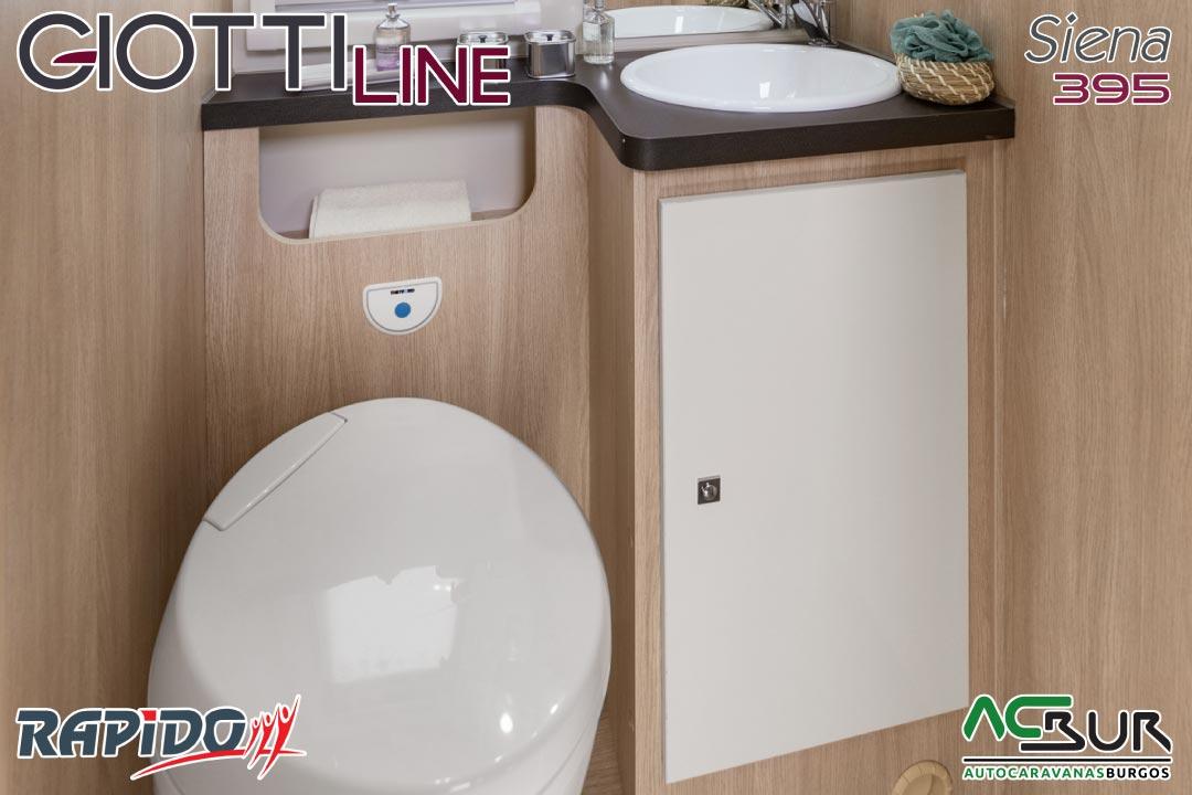 GiottiLine Siena 395 2022 baño