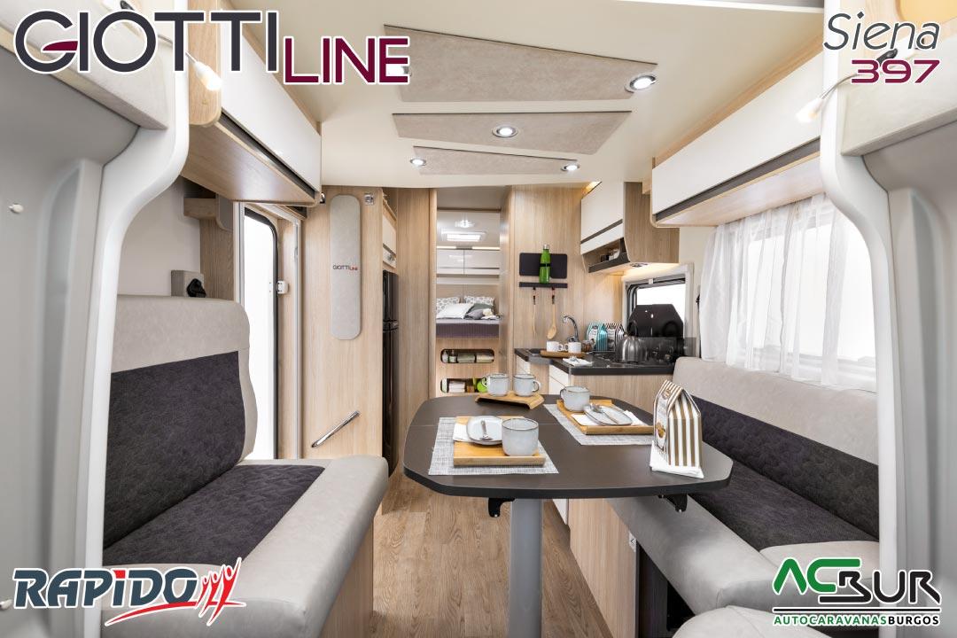 GiottiLine Siena 397 2022 interior