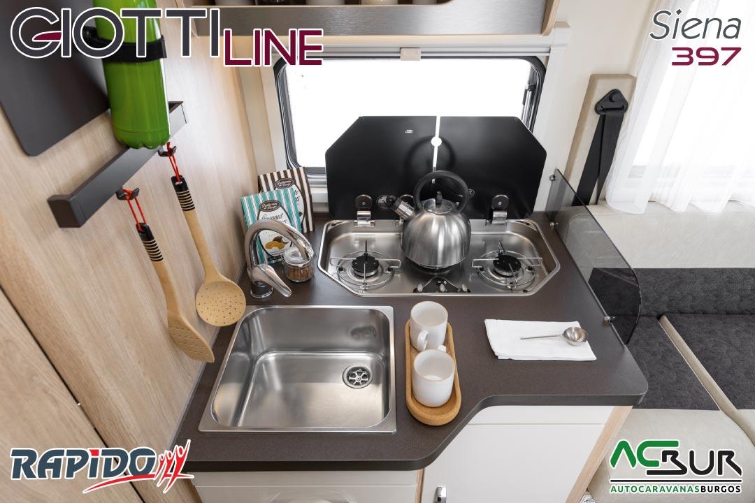 GiottiLine Siena 397 2022 cocina