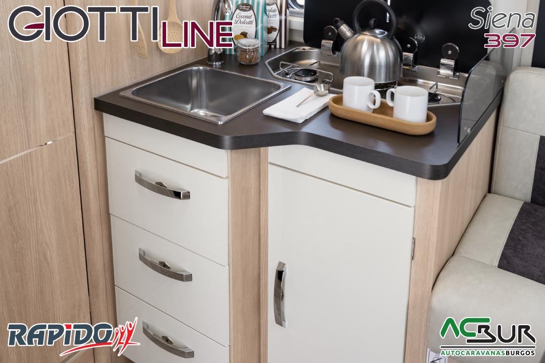 GiottiLine Siena 397 2022 armarios cocina