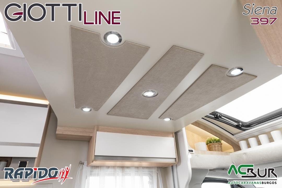 GiottiLine Siena 397 2022 techo