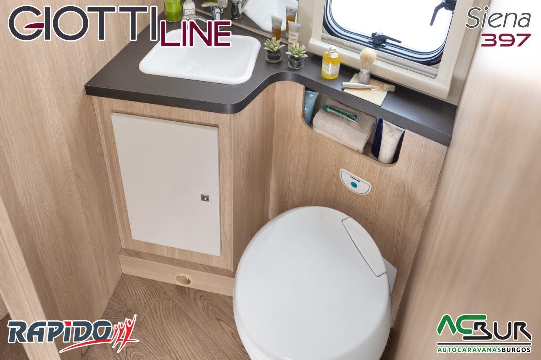 GiottiLine Siena 397 2022 baño