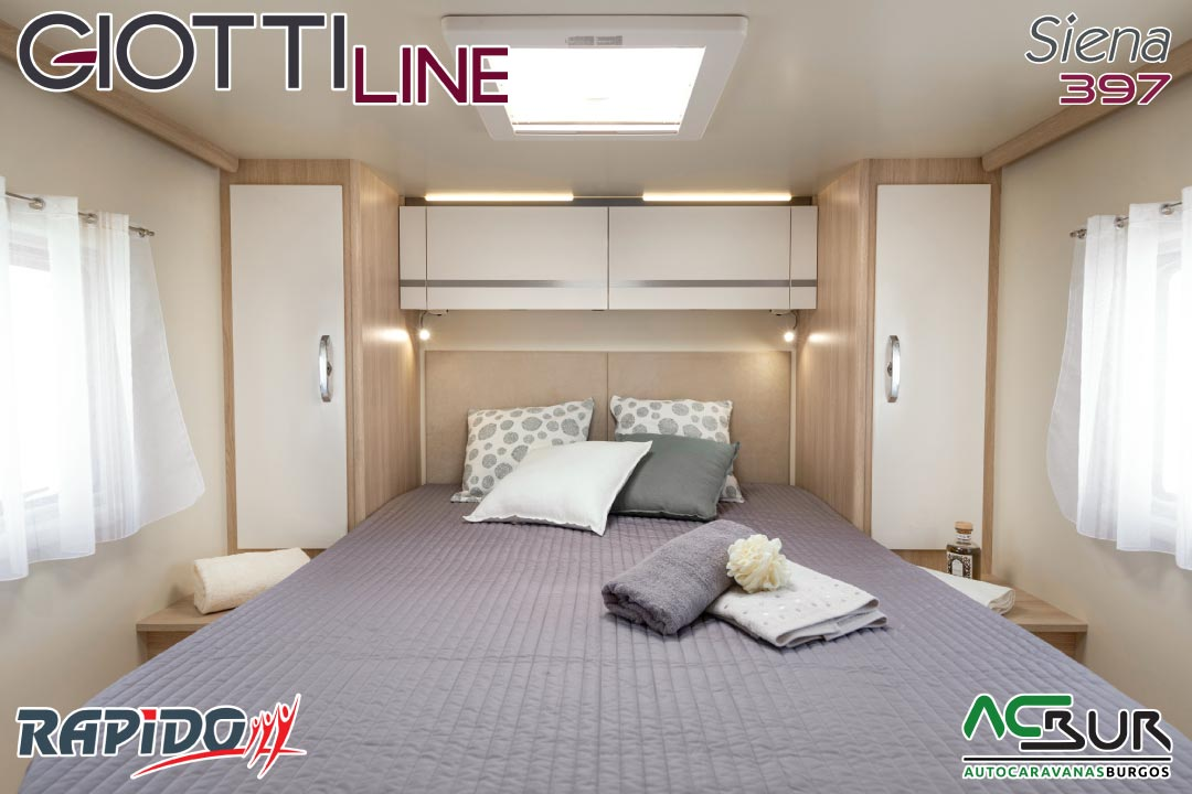 GiottiLine Siena 397 2022 cama