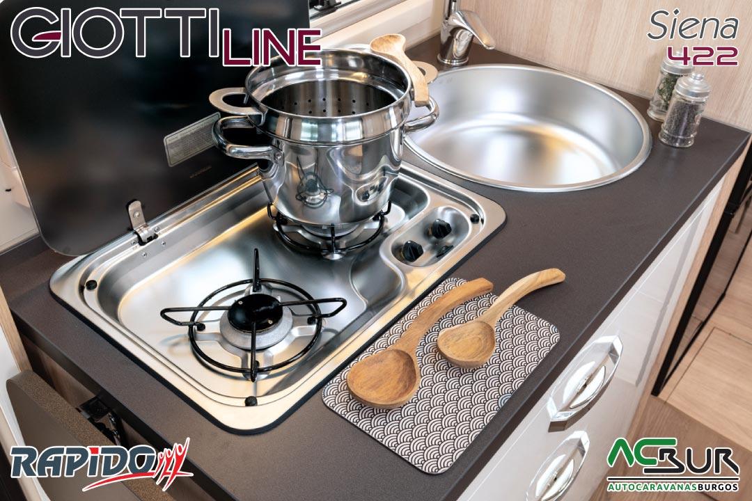 GiottiLine Siena 422 2022 fogones
