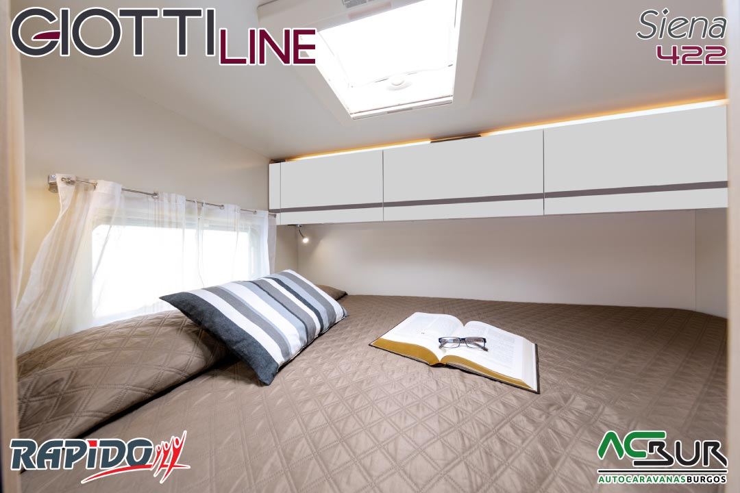 GiottiLine Siena 422 2022 dormitorio