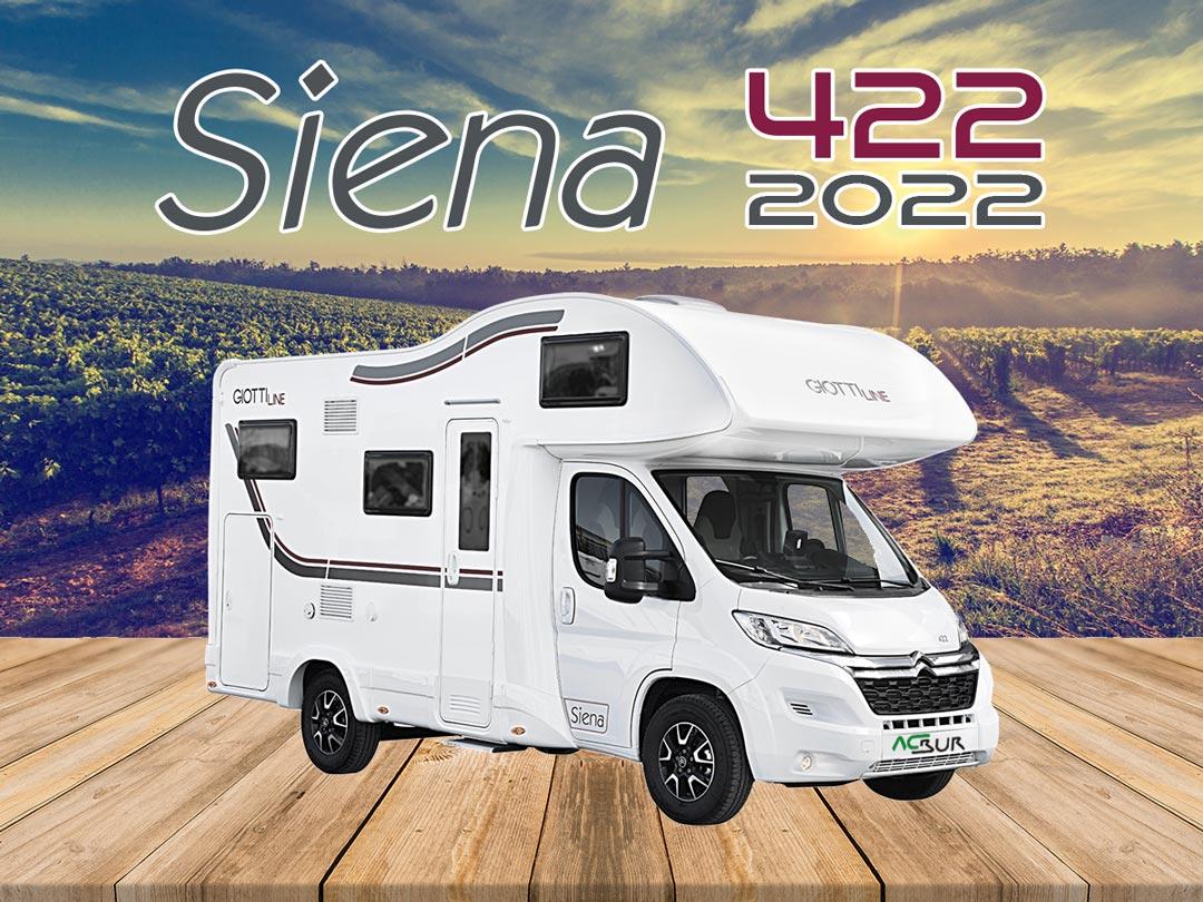 GiottiLine Siena 422 2022 portada
