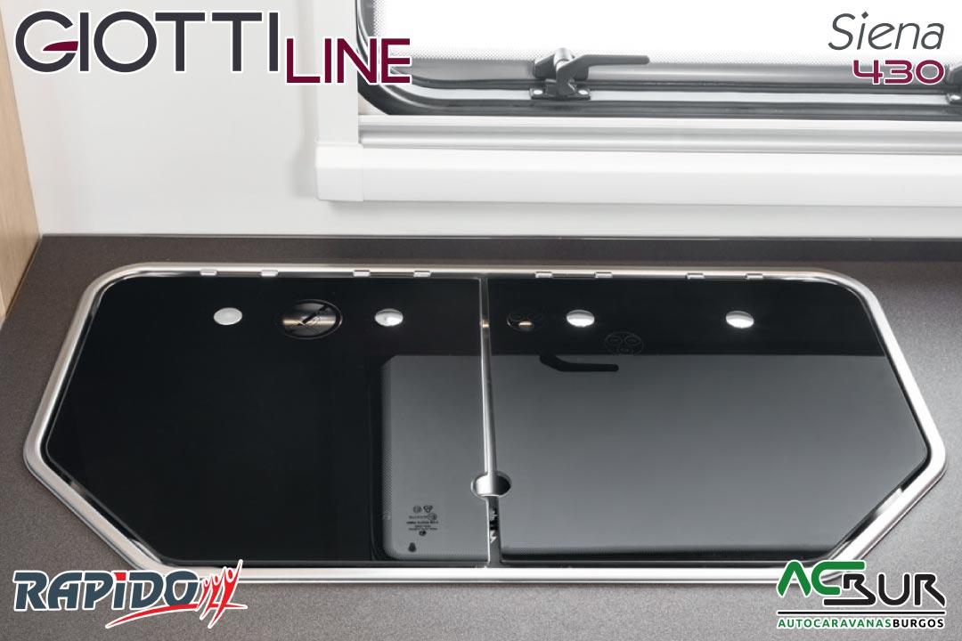GiottiLine Siena 430 2022 fogones