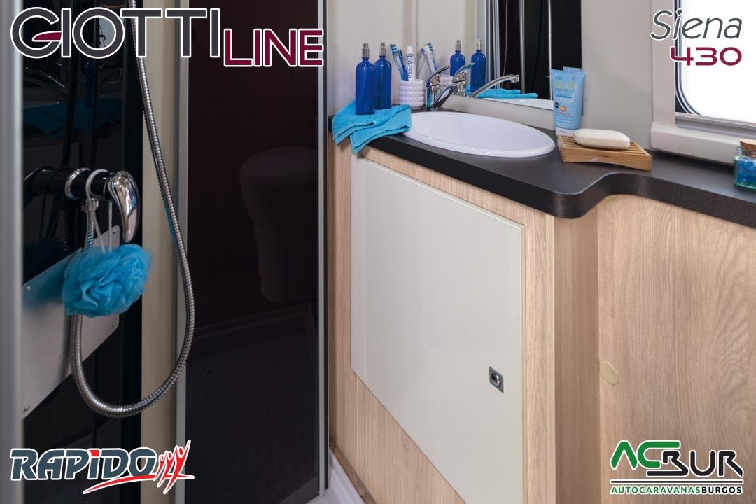 GiottiLine Siena 430 2022 lavabo
