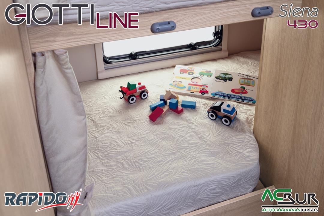 GiottiLine Siena 430 2022 cama