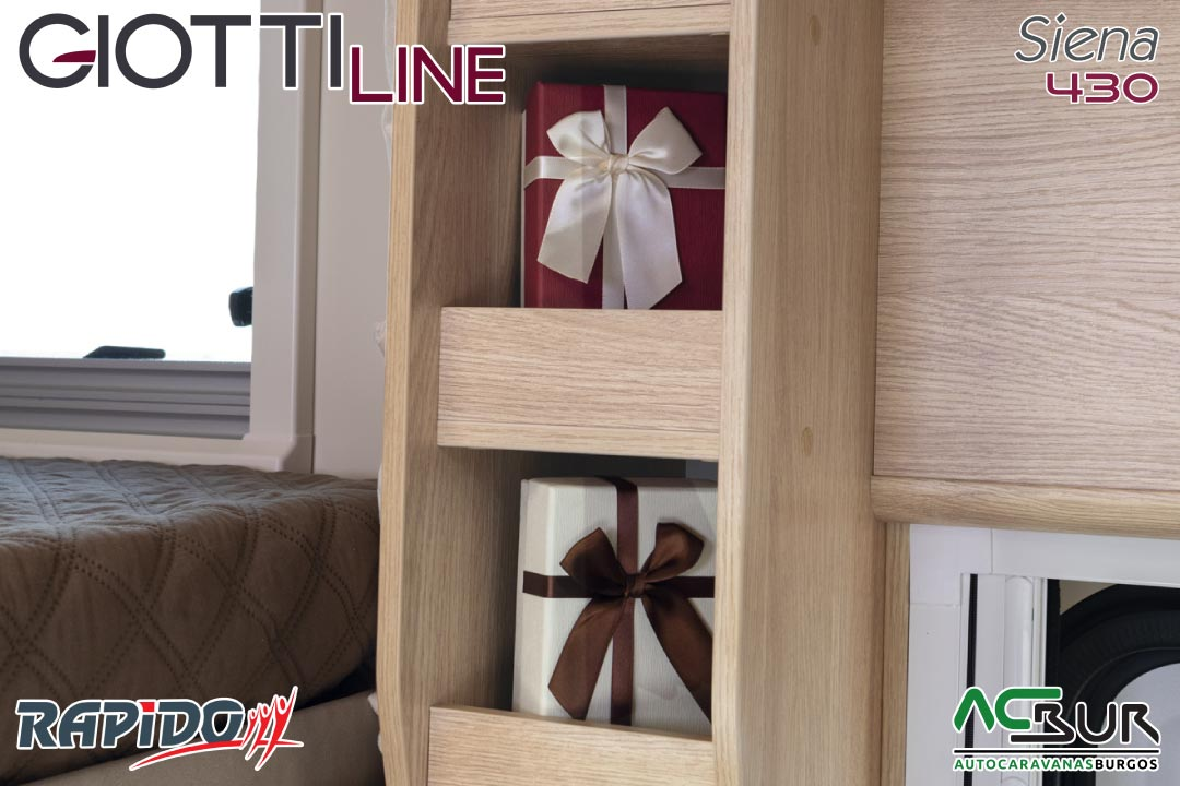 GiottiLine Siena 430 2022 estantes