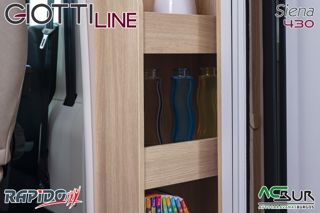 GiottiLine Siena 430 2022 estantes 2