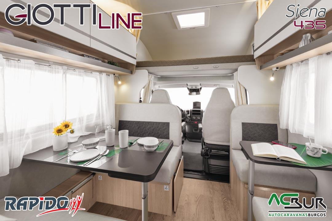 GiottiLine Siena 435 2022 salón