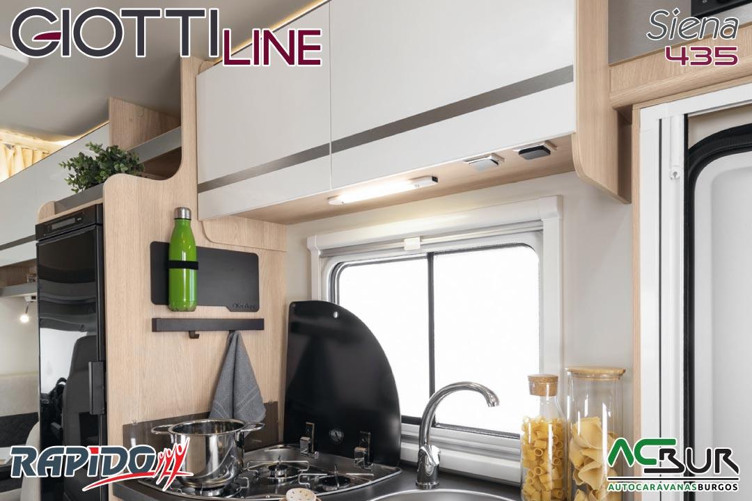 GiottiLine Siena 435 2022 cocina