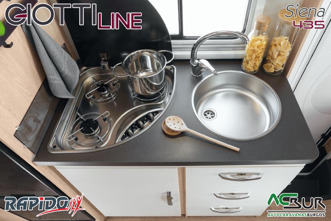 GiottiLine Siena 435 2022 encimera