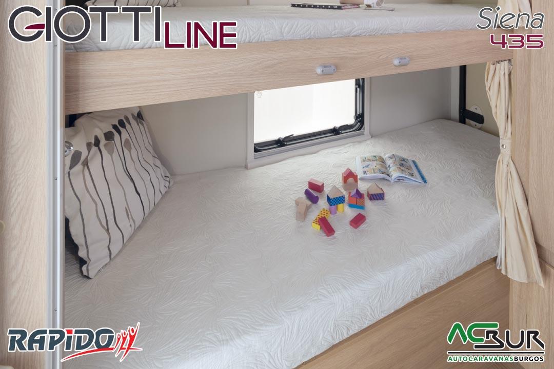 GiottiLine Siena 435 2022 cama