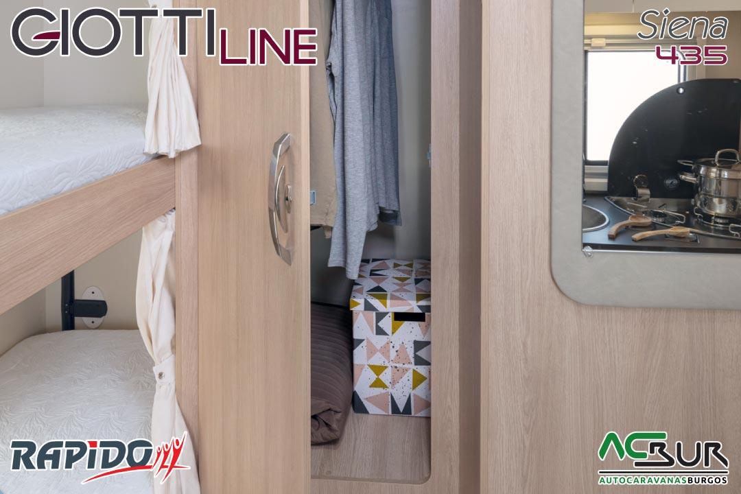 GiottiLine Siena 435 2022 guardarropa