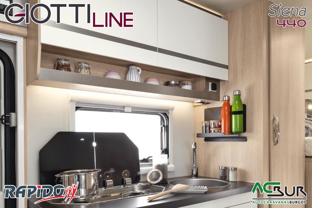 GiottiLine Siena 440 2022 cocina