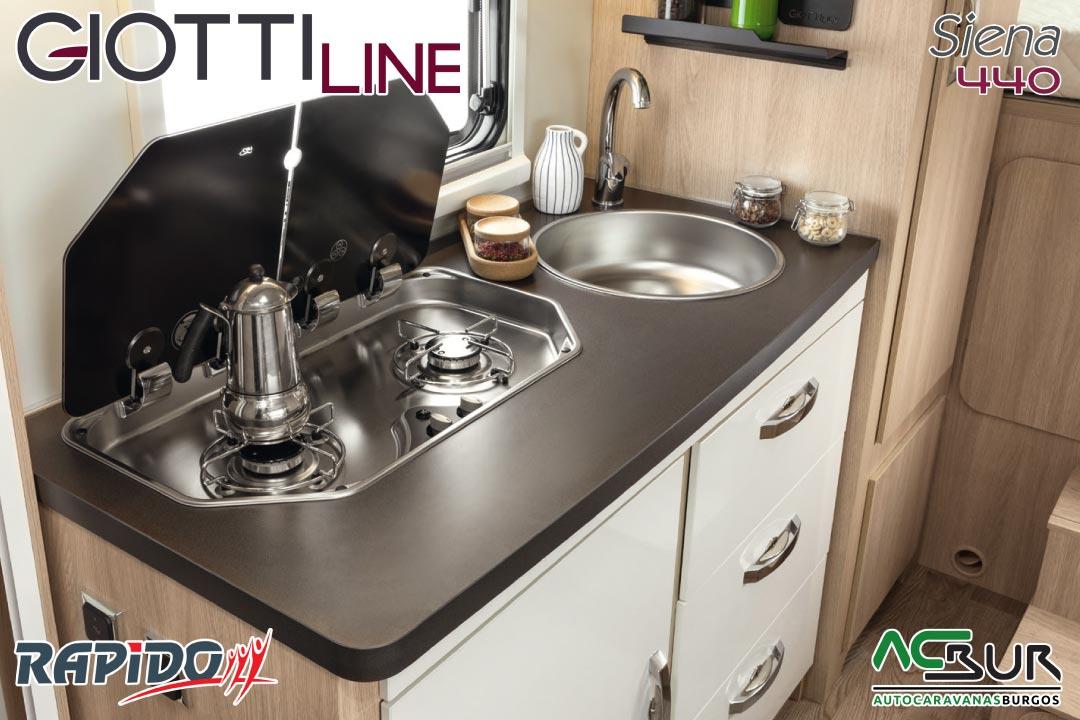 GiottiLine Siena 440 2022 encimara