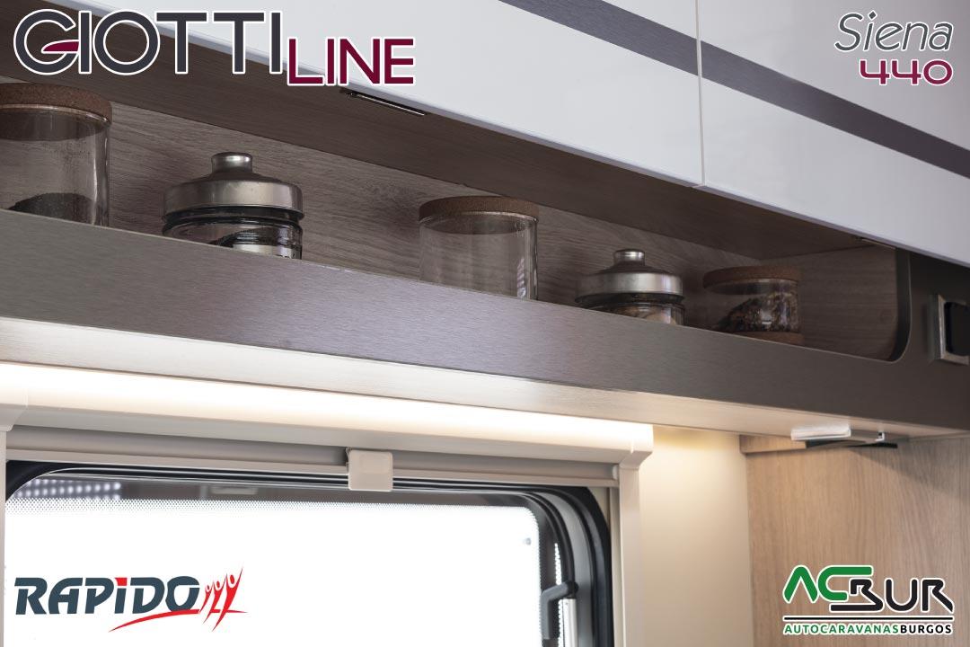 GiottiLine Siena 440 2022 estanterías