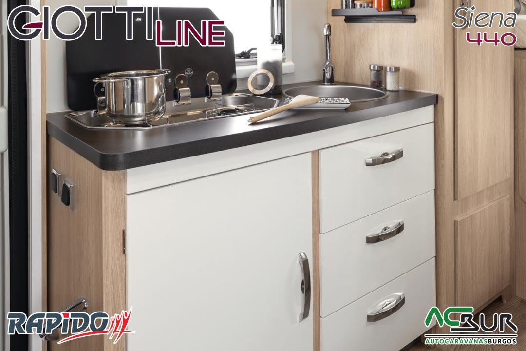 GiottiLine Siena 440 2022 armarios