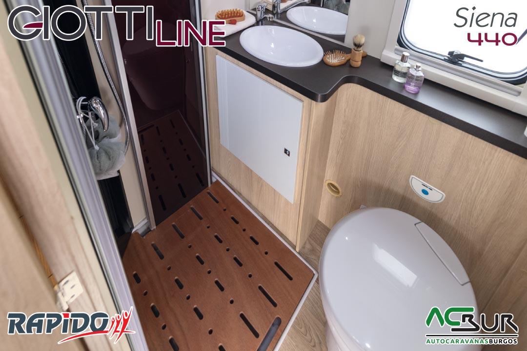 GiottiLine Siena 440 2022 ducha