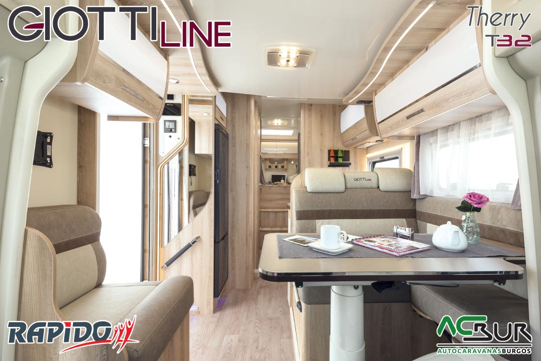 GiottiLine Therry T32 2022 interior